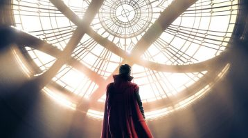 "Dr. Strange and ""The Doors of Perception""….."