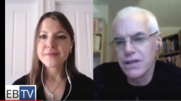 Evolving Minds TV with Evita Ochel – November 2012 – The Labyrinth of Time