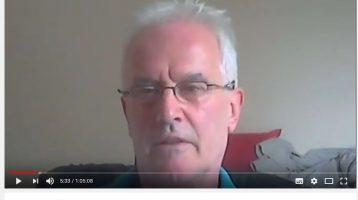 Anthony Peake Consciousness Hour – Author Martin Ash